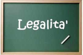 La legalità che conviene