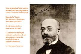 """Aprile 2017: Esperanto, un sogno da scrivere. Leggi la rivista e il Dossier """"Verso il concorso a Dirigente scolastico"""""""