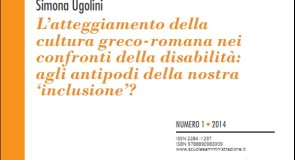 L'atteggiamento della cultura greco-romana nei confronti della disabilità: