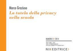 La tutela della privacy nella scuola