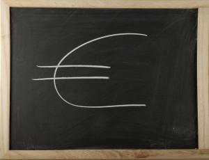lavagna euro soldi finanziamento istruttoria pon