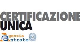 Certificazione Unica 2017, online la bozza