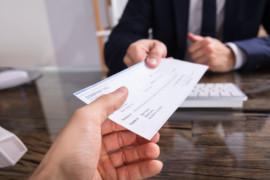 Chi firma i mandati di pagamento?