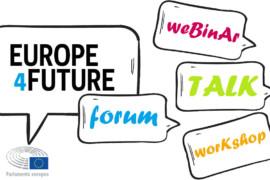 Europe4future, ecco i webinar per dare voce ai progetti di ragazze e ragazzi