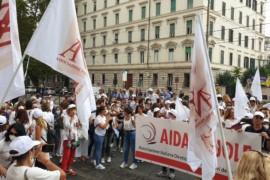 DSGA ricevuti dai vertici Miur, oltre 600 manifestano